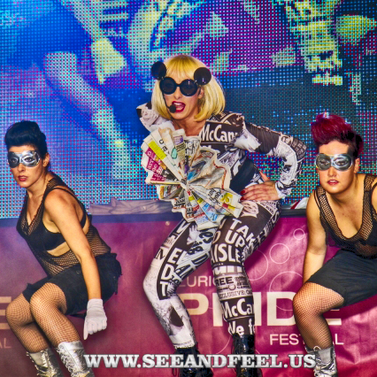The Lady Gaga Experience Show  from Zuri Pride